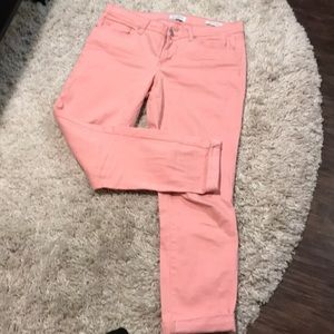 Jessica Simpson Rolled Corp Skinny Jeans